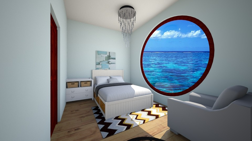 cruise room - Bedroom - by Molly_girl