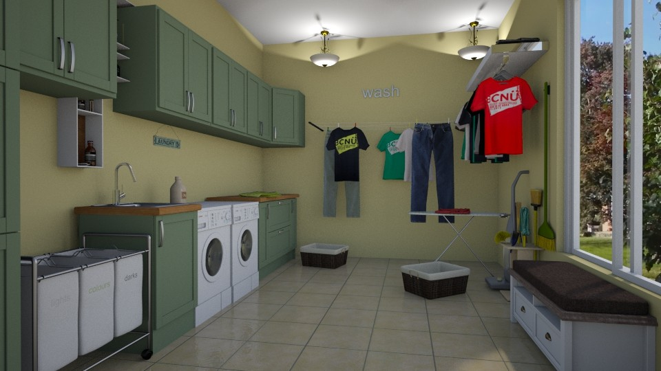 Laundry Room - by Tzed Design