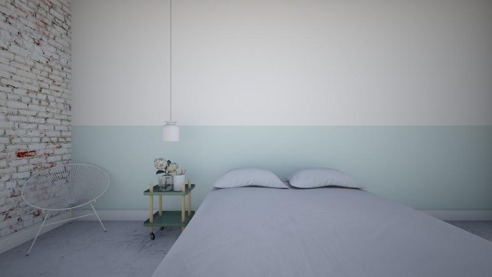 Bedtime Story - Minimal - Bedroom - by Maria Esteves de Oliveira