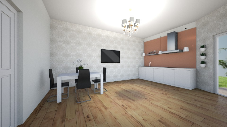 niecheTER - Living room - by edgarkhalatyan2002