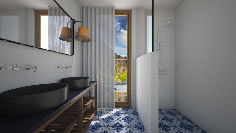 SHower Room - Modern - Bathroom - by 3rdfloor