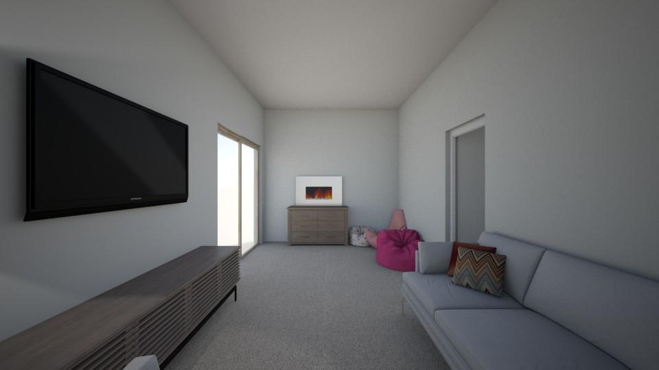 our dream house - by Kasie Daphne Saurus