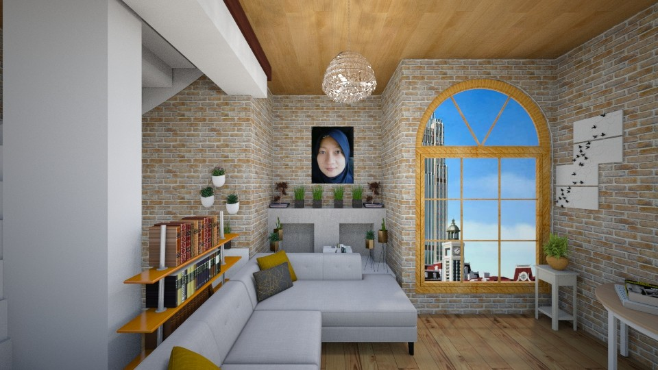 library - by Siti Idrus