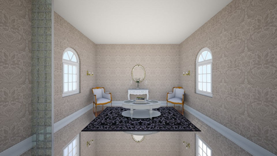 room - Country - Living room - by jujusinha