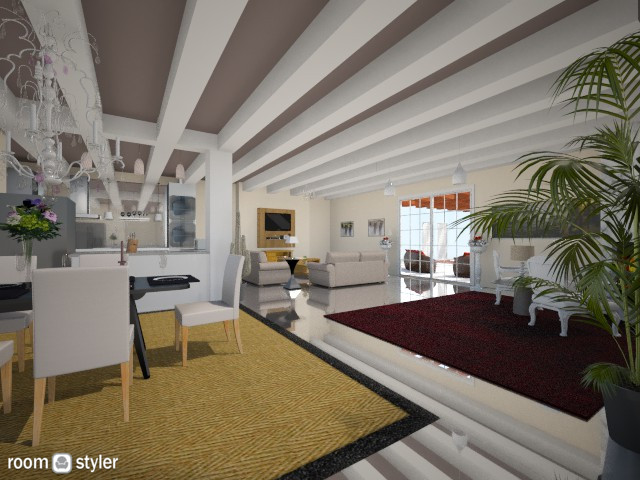 living room - Living room - by Brian Goldman
