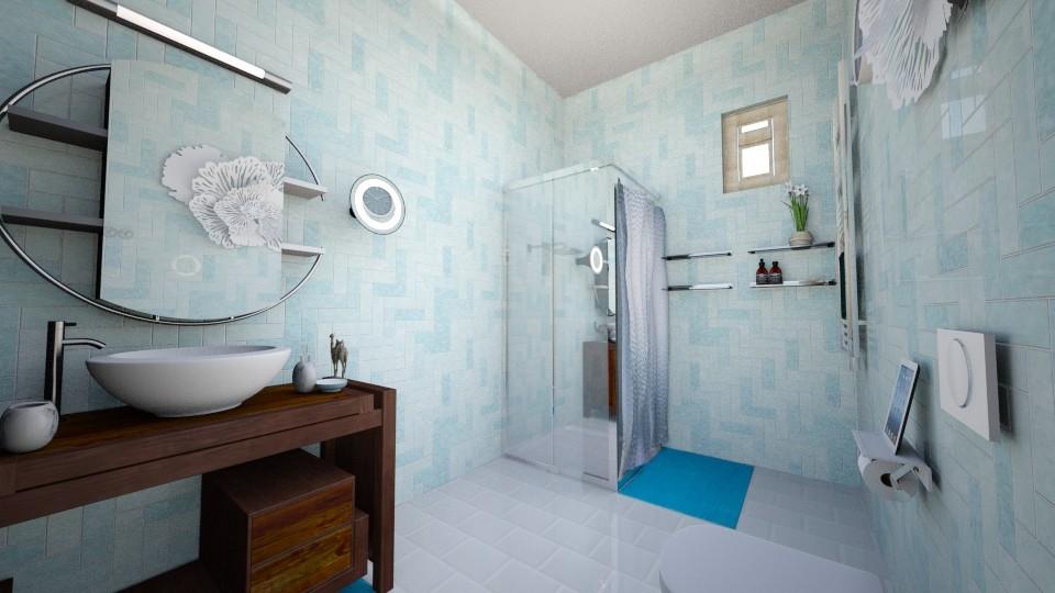bathroom1 - Bathroom - by LeiRech