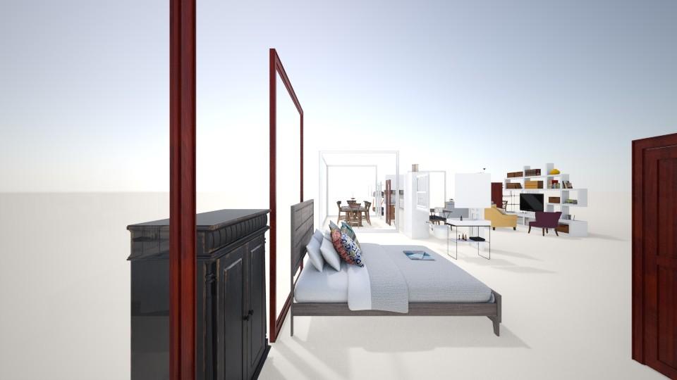sculpture house - Modern - by Faranak