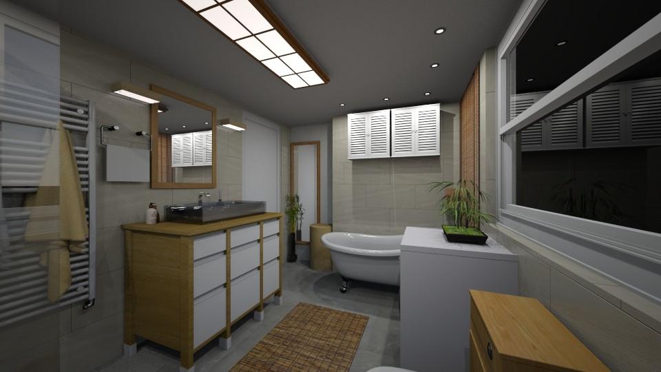 Lazienka1p3 - Bathroom - by oldzi92