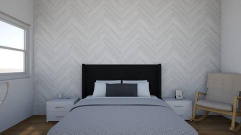 bedroom - Bedroom - by assiyaalkini