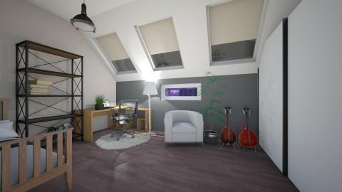 mariusz room - by ClodAnime