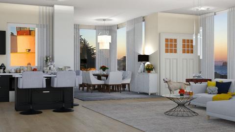 hbt - Dining room - by papp franciska