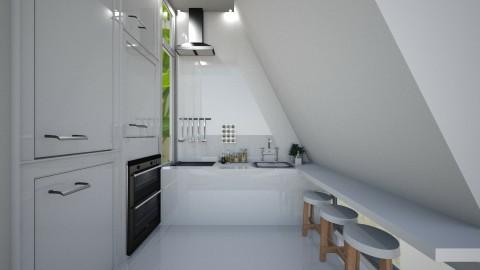 Casa150Kitchen - Eclectic - Kitchen - by nickynunes