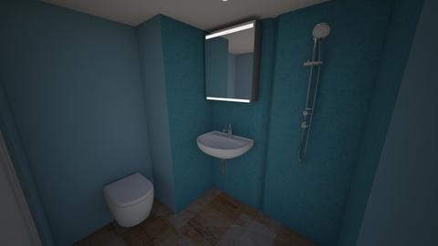 Zh_plan_bathroom1 - Minimal - Bathroom - by ndem