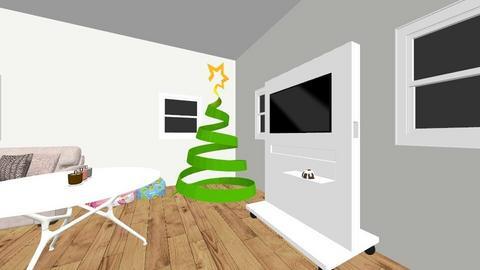 Living Room  - Modern - Living room - by Kitties4ever