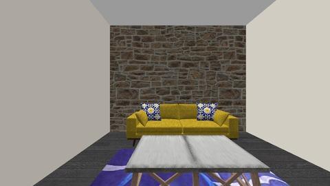 Empire Living Room - Living room - by hannahgrva001