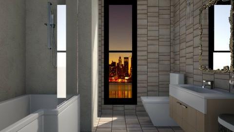 Yet Another Bath - Modern - Bathroom - by 3rdfloor