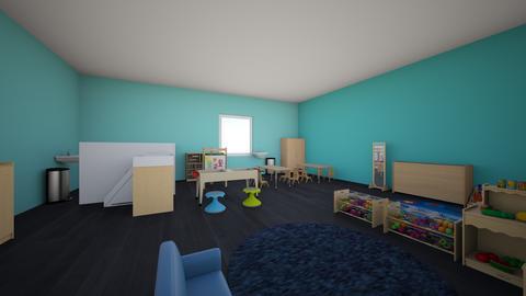 Assignment 4 - Kids room - by GJNBUUDRJTCHXFWLCBEWXQGRLVHULNM