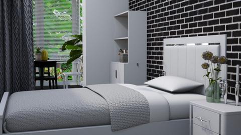 Paul_Conservatory_ - Bedroom - by creativegirl14