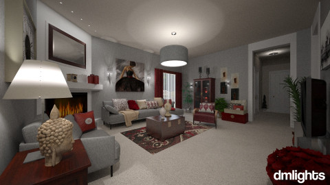 4 Nadia - Classic - Living room - by LucretiaC