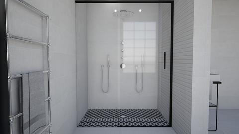 New Classic Interior - Bathroom - by Andersen69