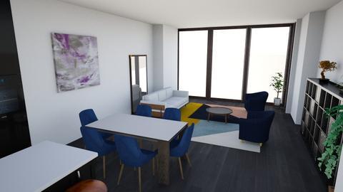 Sandra v1 - Modern - Living room - by abdinoor