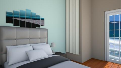 Main Room - Modern - Bedroom - by ahamm42