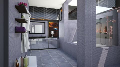 Bath7 - Classic - Bathroom - by yonvie