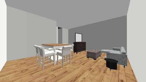 Living 1 - Living room - by JamesRosiel