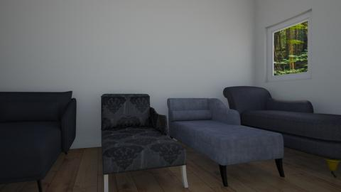 Cozy Room - Living room - by Hazel_WD