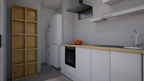 berkelstraat 69 - Kitchen - by hildageres