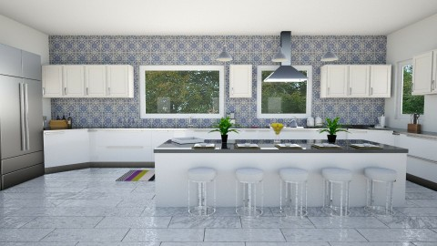 kitchenn - Classic - Kitchen - by mire roig