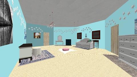 Teenage Room - Bedroom - by Sonnet