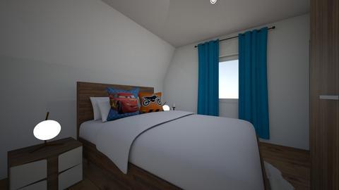 mihai15M - Bedroom - by dianajin
