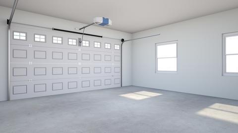 2 Car Garage Template - by rogue_71610f7ddcf287631f28853a6ac47