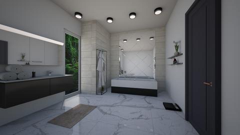 bath - Bathroom - by Bade0