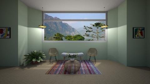nutmeg - Living room - by mcKAY Design