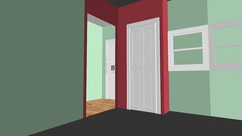Upstairs bathroom - Classic - Bathroom - by rzd7x6