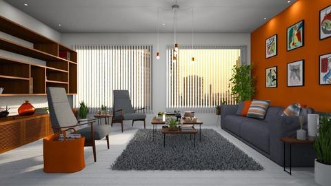 MILDRED H - Global - Living room - by Rose Hdz
