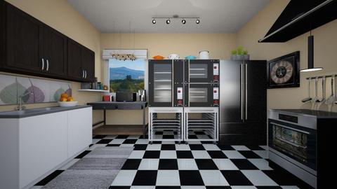 Industrial - Kitchen - by VeroDale