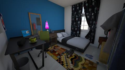 new room - Bedroom - by Ric B