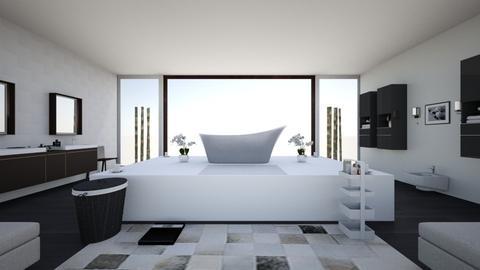 Modern Luxury - Glamour - Bathroom - by jarellano89