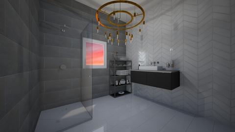 Bathroom - Bathroom - by Evelyn MacRae