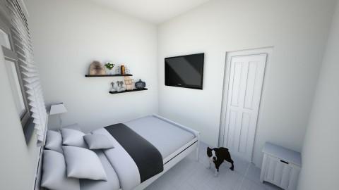 sgd - Modern - Bedroom - by El2002