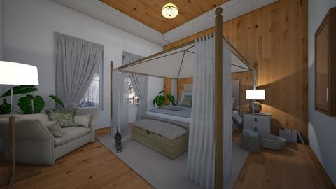 Winter shack - by rebsrebsmmg