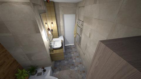 cseresznye kad marokkos 2 - Bathroom - by Bambi22