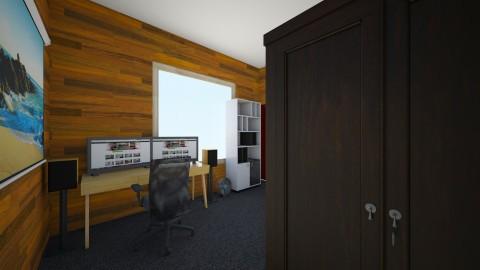 kamar aik - Minimal - Bedroom - by arielavilasaktya