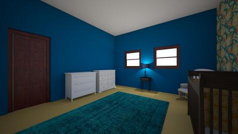 Nursery Design Project - Kids room - by Ericksensr