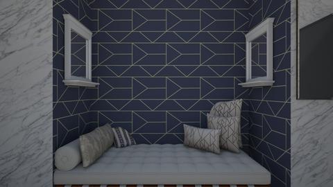 bedroom1 - Modern - Bedroom - by oofity