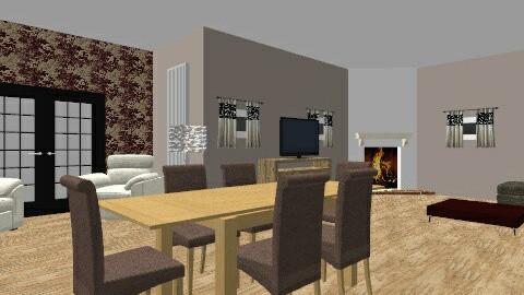 Livingroom - Country - Living room - by Tatjanaa Linsenn