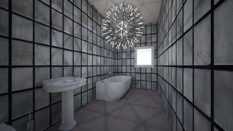 julian style bathroom - Bathroom - by julian bueno